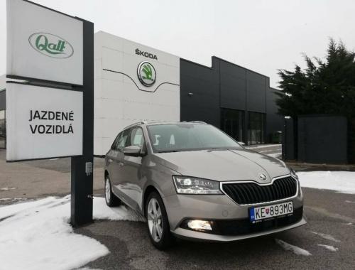 Škoda Fabia Combi 1.0 TSI Style - Obrazok