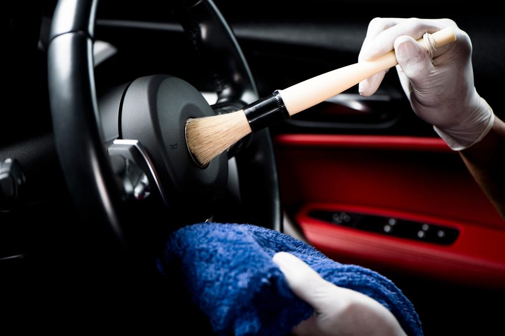 Obrazk pre sluzbu - Luxusné umytie vozidla