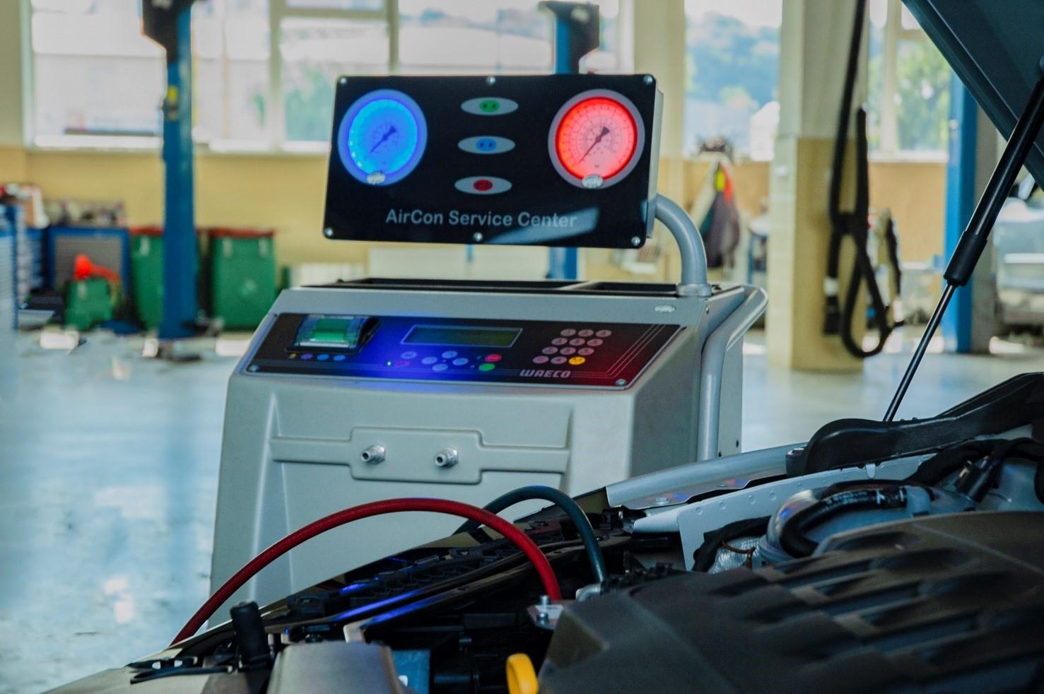Obrazk pre sluzbu - Kontrola funkčnosti klimatizácie